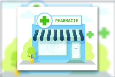 5 pharmacies du quartier de Montchat Lyon 3