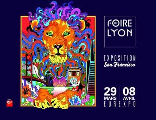 Rendez-vous à la Foire de Lyon du 29 mars au 8 avril 2019 à Eurexpo