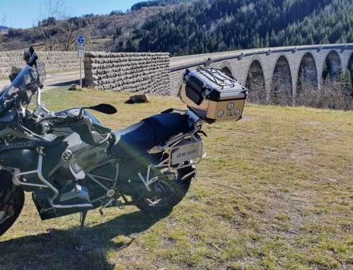 Le Viaduc de la Récoumène, pour prendre un peu de hauteur !