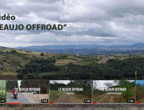 Sortie moto offroad : Beaujolais & Loire par les pistes