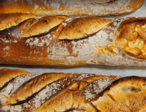 Les boulangeries de Montchat